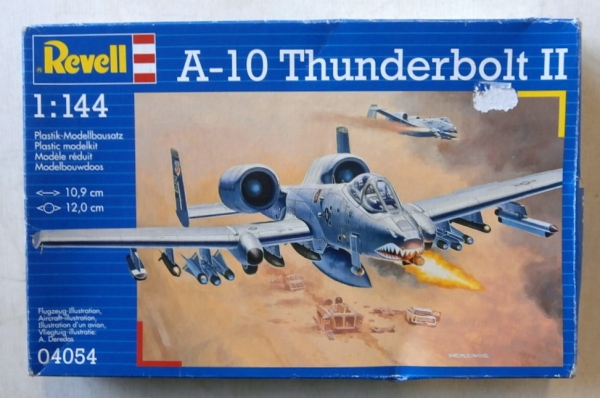 04054 FAIRCHILD A-10A THUNDERBOLT II