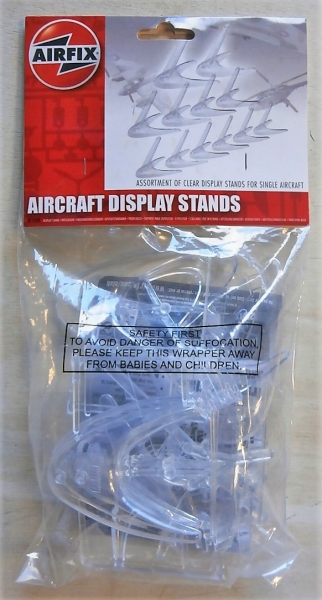 1008 AIRCRAFT DISPLAY STANDS