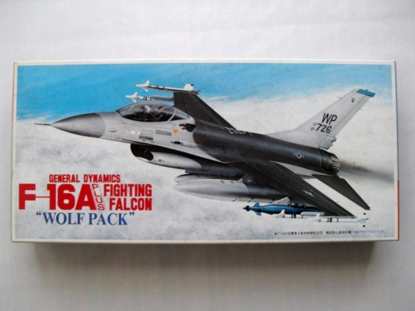 7AE2 F-16A WOLF PACK