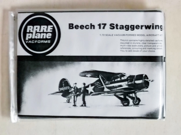 BEECH 17 STAGGERWING