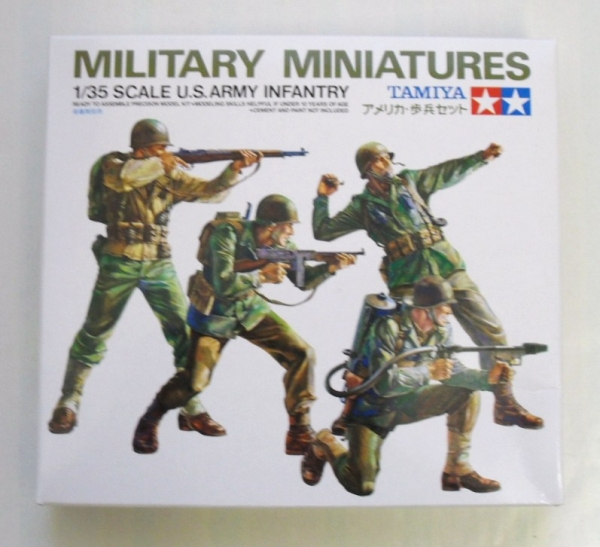 35013 US ARMY INFANTRY