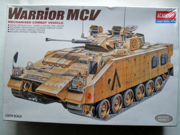 1365 WARRIOR MCV