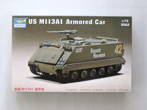07238 US M113A1 ARMOURED CAR