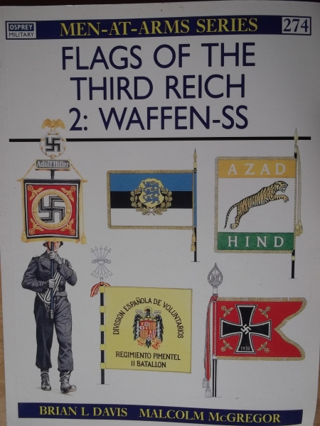 274. FLAGS OF THE THIRD REICH 2 - WAFFEN SS