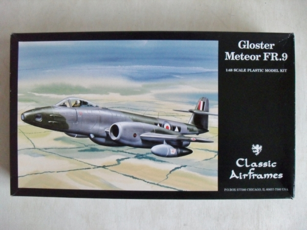 457 GLOSTER METEOR FR.9