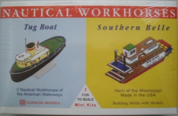 03302 TUG BOAT/ SOUTHERN BELLE ODD SCALE