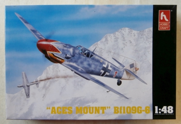 1541 MESSERSCHMITT Bf 109 G-6 ACES MOUNT