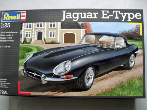 07291 JAGUAR E-TYPE