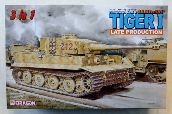 6253 TIGER I LATE PRODUCTION