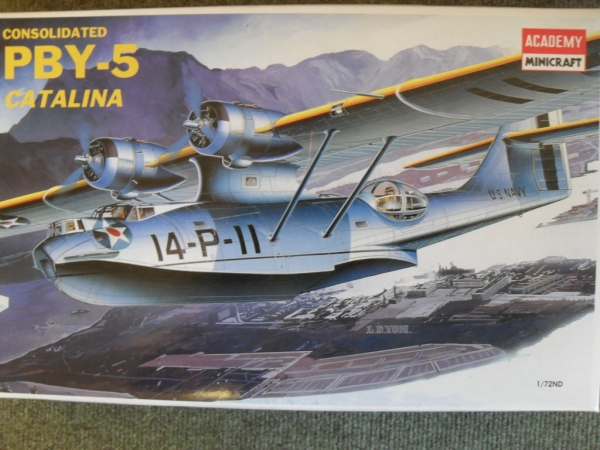 2123 CONSOLIDATED PBY-5 CATALINA