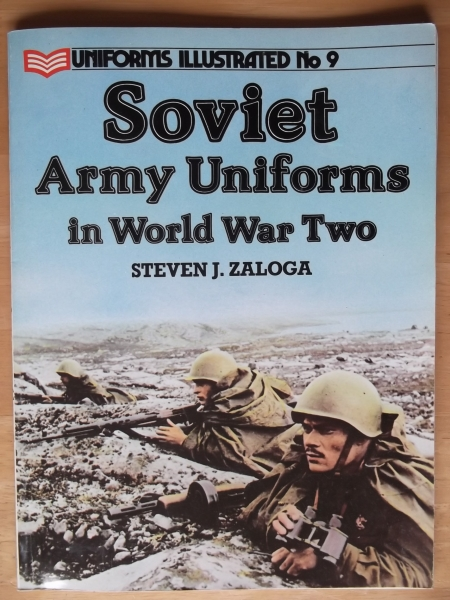 09. SOVIET ARMY UNIFORMS IN WWII
