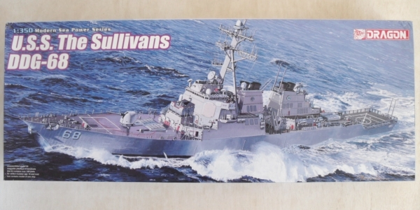 1033 USS THE SULLIVANS DDG-68