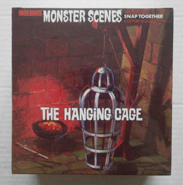 637 THE HANGING CAGE 1/13