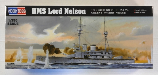 86508 HMS LORD NELSON