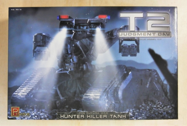 9015 TERMINATOR T2 JUDGEMENT DAY HUNTER KILLER TANK