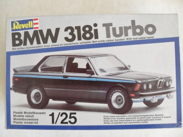 7214 BMW 318i TURBO