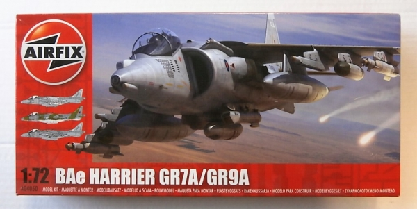 04050 BAe HARRIER GR7A/GR9A