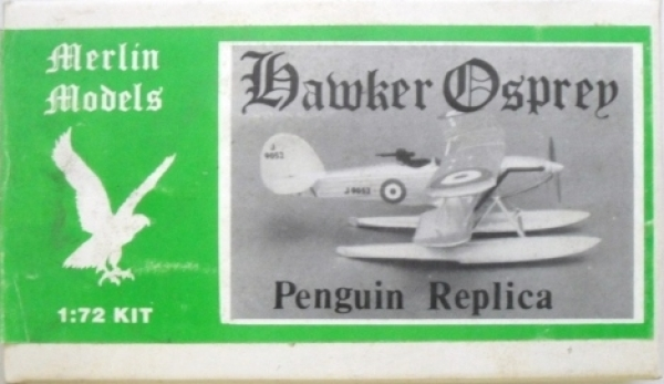 HAWKER OSPREY PENGUIN REPLICA