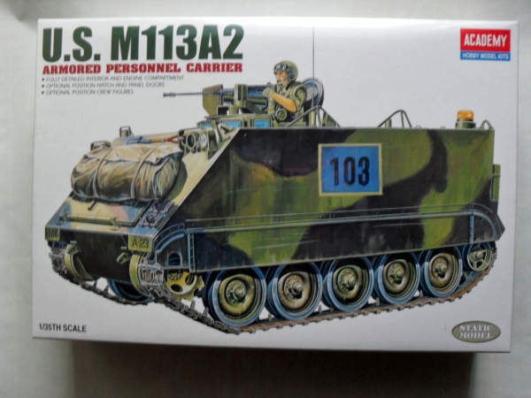1354 M113-A2 ARMOURED PERSONNEL CARRIER