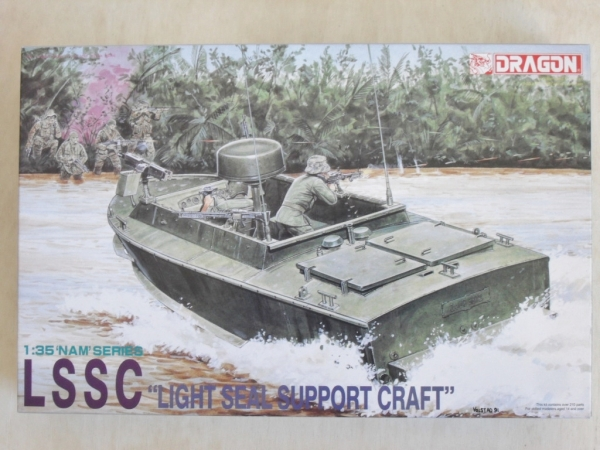 3301 LSSC LIGHT SEAL SUPPORT CRAFT