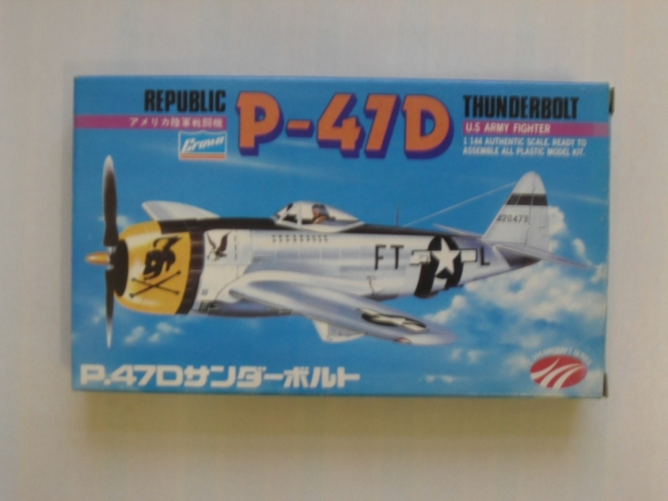 P432 REPUBLIC P-47D THUNDERBOLT