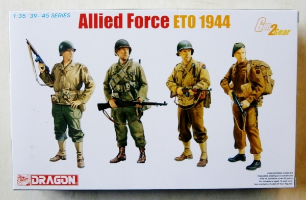 6653 ALLIED FORCE ETO 1944