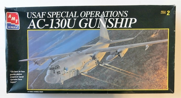 8326 USAF SPECIAL OPERATIONS AC-130U GUNSHIP  UK SALE ONLY