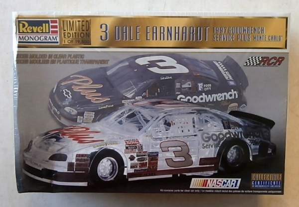 85-4131 3 DALE EARNHARDT 1997 GOODWRENCH SERVICE PLUS MONTE CARLO