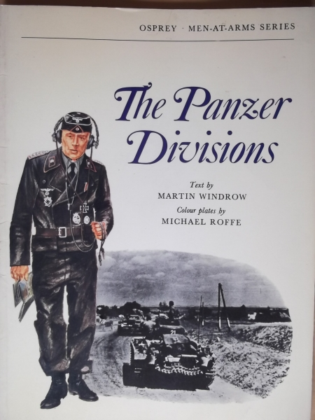 024. THE PANZER DIVISIONS  Original Edition