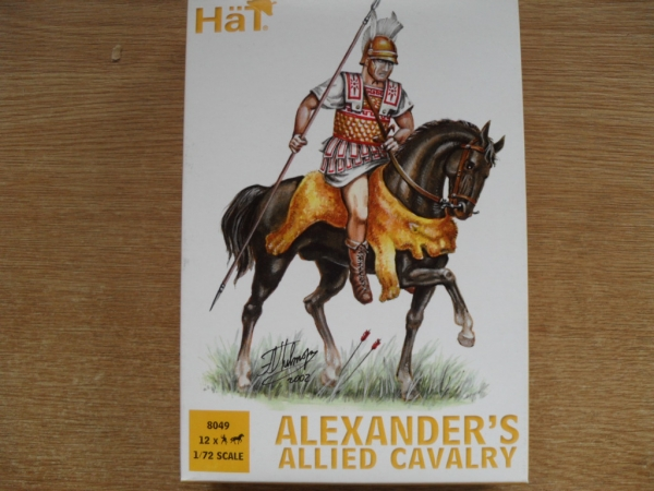 8049 ALEXANDERS ALLIED CAVALRY