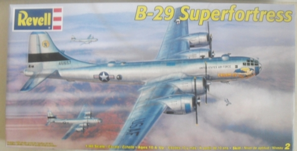 5711 B-29 SUPERFORTRESS  UK SALE ONLY
