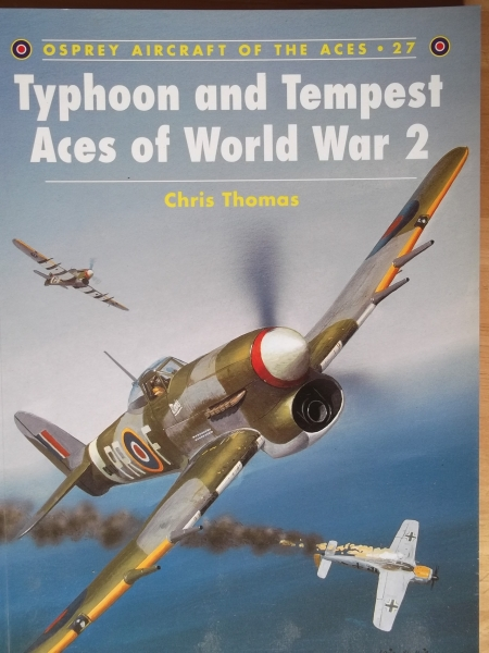 027. TYPHOON   TEMPEST ACES OF WORLD WAR 2