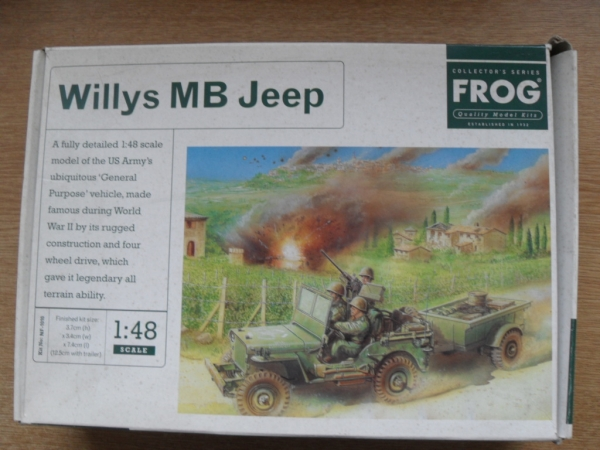 1010 WILLYS MB JEEP
