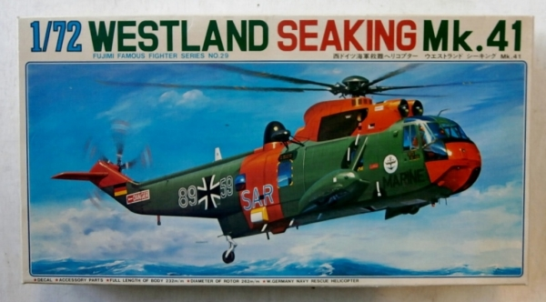 7A29 WESTLAND SEA KING Mk.41 GERMAN
