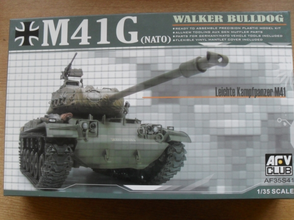 35S41 M41G NATO  WALKER BULLDOG