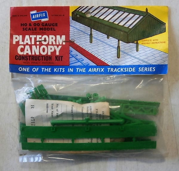 19 PLATFORM CANOPY TYPE I BAG