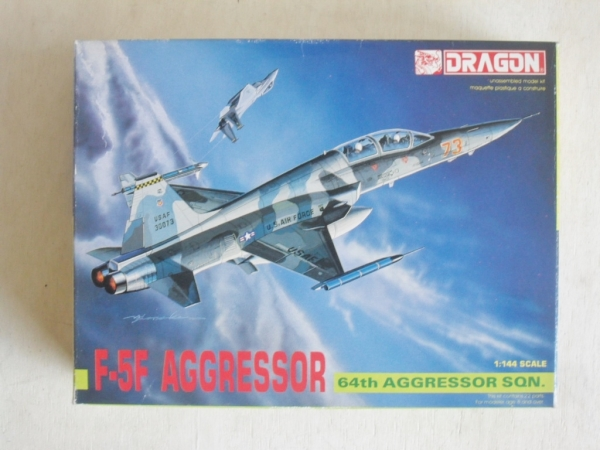 4527 F-5F AGGRESSOR 64th AGGRESSOR SQN