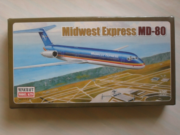 14515 MD-80 MIDWEST EXPRESS