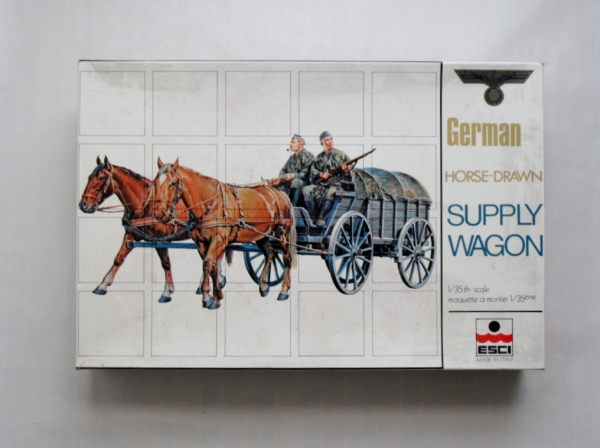 5010 SUPPLY WAGON