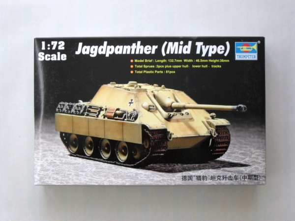 07241 JAGDPANTHER MID TYPE