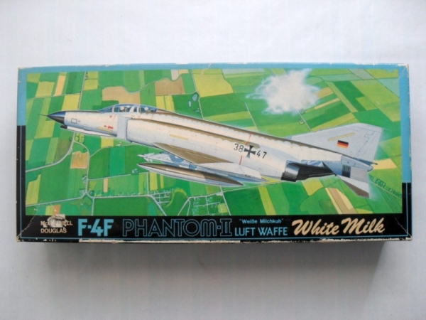 G-7 F-4F PHANTOM II LUFTWAFFE WHITE MILK