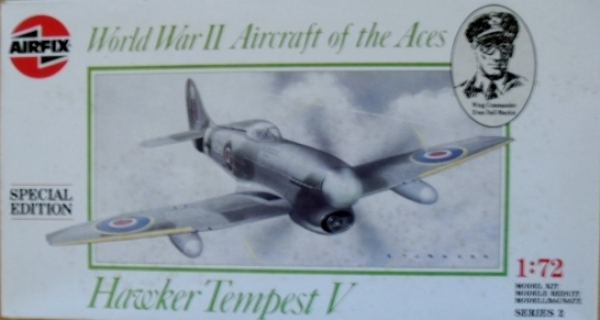 02094 HAWKER TEMPEST V SPECIAL EDITION