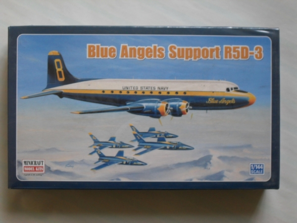 14549 R5D-3 BLUE ANGEL SUPPORT