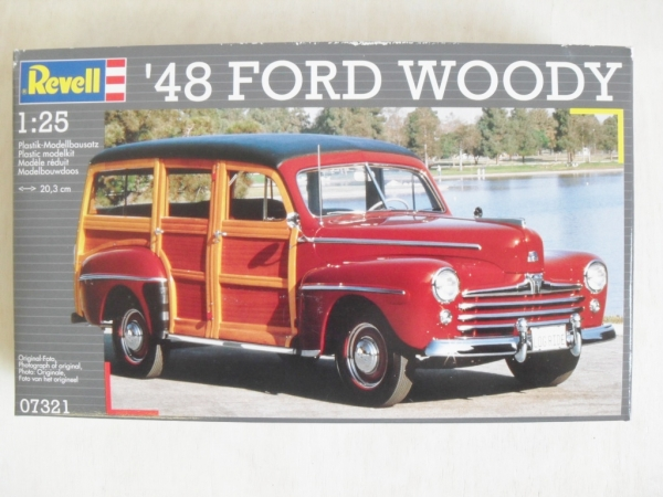 07321 48 FORD WOODY