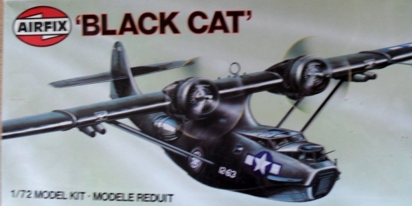 05007 BLACK CAT CATALINA  US