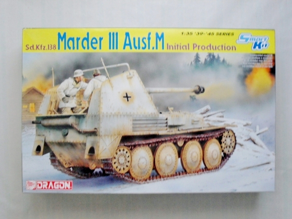 6464 MARDER III Ausf.M INITIAL PRODUCTION