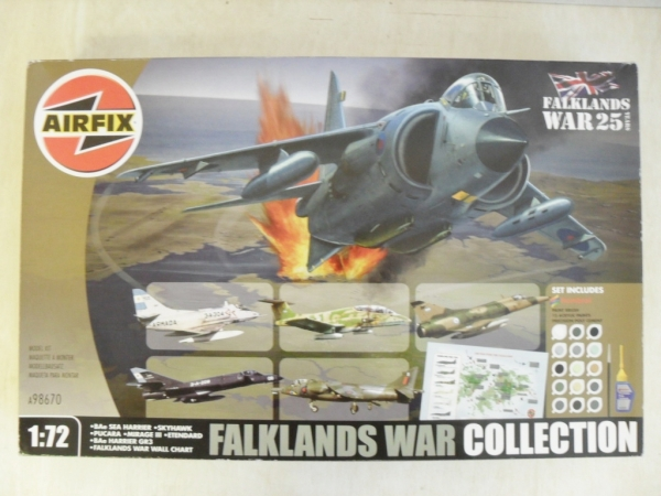 98670 FALKLANDS WAR COLLECTION