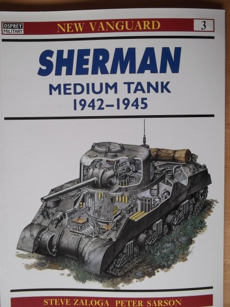 003. SHERMAN MEDIUM TANK 1942-1945