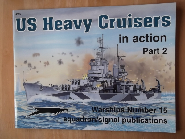 4015. US HEAVY CRUISERS PART 2