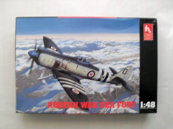 1531 SEA FURY KOREAN WAR